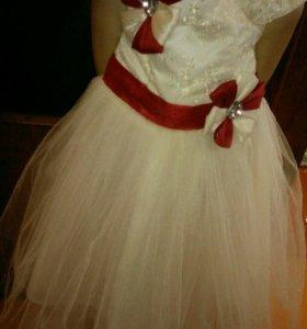 Платье 58 см длина