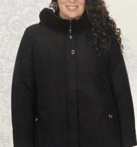 Зимняя куртка. Термофин. Новая.