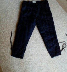 Продам новые ватные штаны,р.50