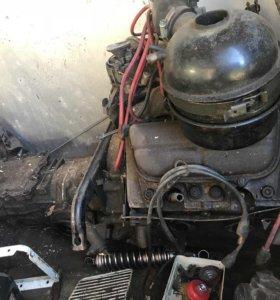 Двигатель на Луаз