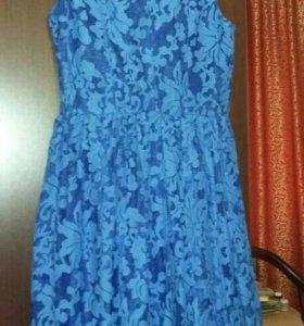 Платье new look силуэт
