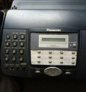 Телефон-факс Panasonic KX-FT904(торг)