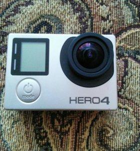 Экшен камера HERO 4
