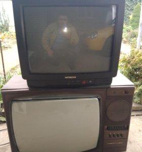 телевизоры 2шт по цене пульта