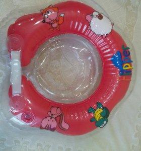 Круг для купания ребенка с рождения