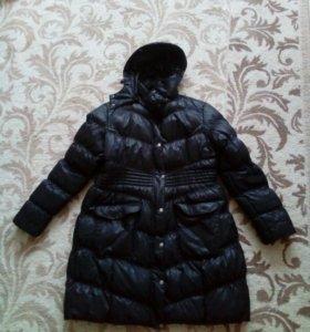 Зимняя куртка 54-56 размер подойдет беременным