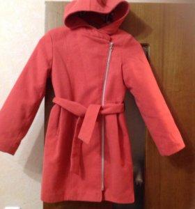 Пальто размер 146