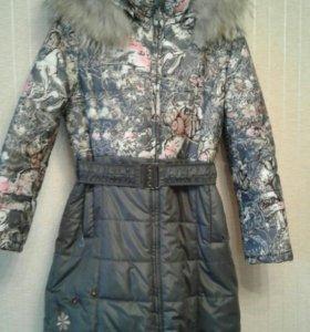 Зимнее пальто DONILO.