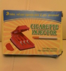 Станок для изготовления сигарет
