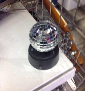 Зеркальный шар малый