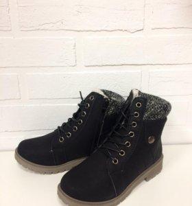 Ботинки зимние (магазин)