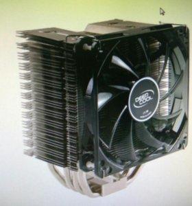 Процессорный кулер DeepCool ice blade pro