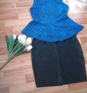 Юбка и блузка