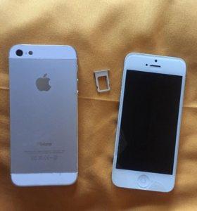 iPhone 5 32Гб на запчасти