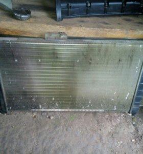 Радиатор нексия