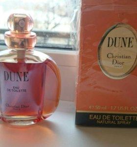 Туалетная вода Christian Dior Dune