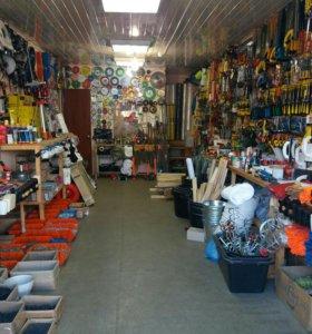 Готовый магазин инструментов