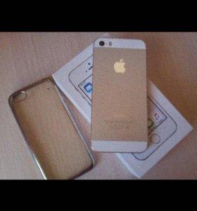 Айфон 5S 32GB Gold