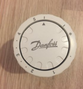 Радиаторный термостат Danfoss