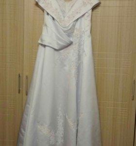 Свадебное платье для пухленькой невесты