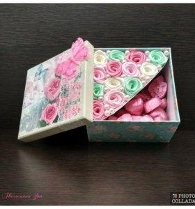 Вкусная коробочка!!)💞💞💞