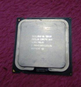 Процессор intel core2 duo