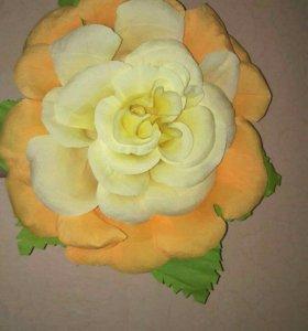 Корзинки цветы с конфетками внутри!