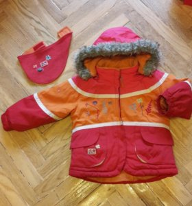 Зимняя куртка Deux par Deux