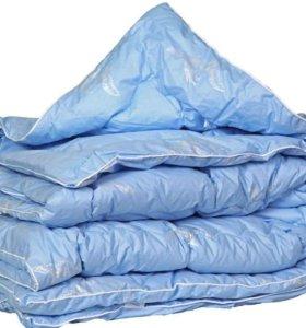 качественное одеяло 2 спальное синтепух