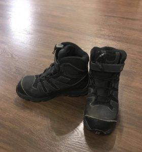Ботинки зимние Salomon