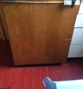 Срочно Старинный холодильник(рабочий)