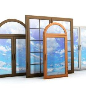 Пластиковые окна,двери, лоджии и балконные группы