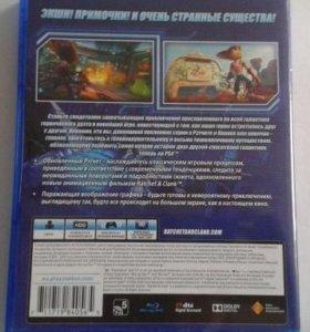 Ratchet Clank только для PS4