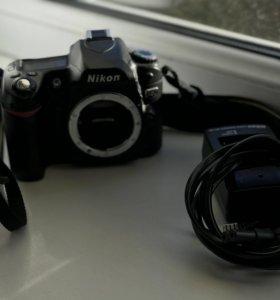 Body Nikon d80