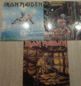 ВИНИЛ Iron Maiden