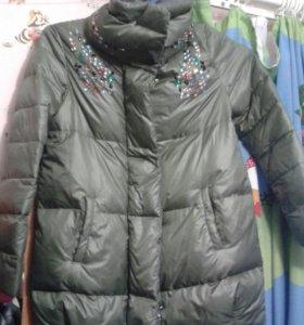 Куртка пух женская зимняя