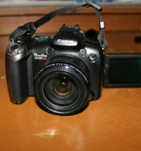 Фотоаппарат canon powershot sx20