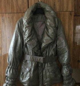 Куртка ( пуховик)