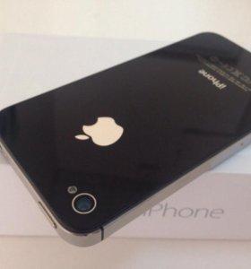"""iPhone 4s новый """"16gb"""""""