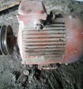 Электродвигателя на 5.5кВт и 7.5кВт