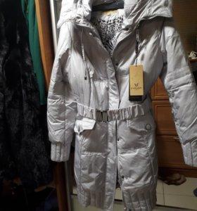 Новые зимние пальто, распродажа