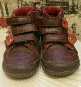 Ботиночки-осень-весна