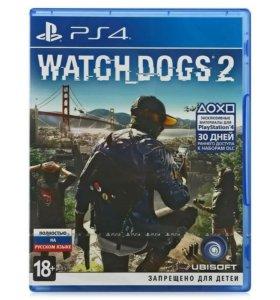 Игра Watch Dogs 2 на PS4
