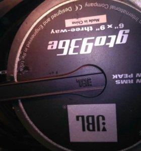 Динамики JBL gto936