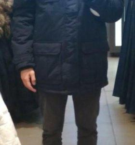 Продам новую куртку zolla