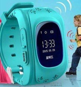 GPS смарт-часы, детские Lemdioe q50