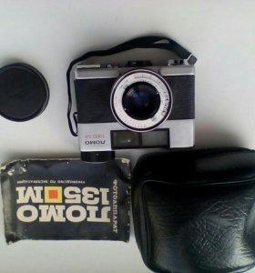 Фотоаппарат ЛОМО 135М.