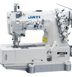 Распошивальная 3-х игольная швейная машина. новая