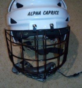 Хоккейный шлем + защита