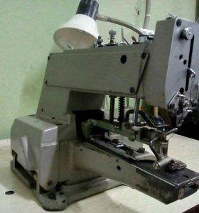JUKI. Пуговичная швейная машина